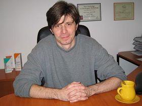 Dr Peter Hajduk, photo: Pavla Horakova