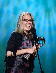 Laurie Collyerová získala Křišťálový globus za film Sherrybaby, foto: ČTK