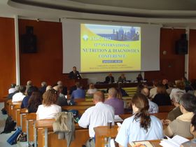 La Conferencia Internacional de Nutrición y Diagnosis, foto: Ivana Vonderková