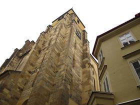 Kostel sv. Jiljí, foto: Kristýna Maková