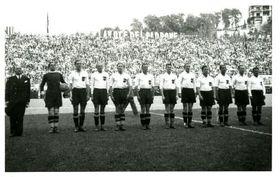 Wunderteam en 1936, photo: Wiener Stadt- und Landesarchiv, CC BY-NC-ND 4.0