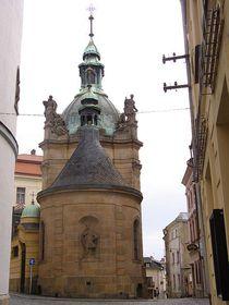 Chapel of Jan Sarkander, photo: Daniel Baránek, Wikimedia Commons, Licence CC 3.0