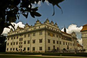 Schloss von Litomyšl (Foto: Vít Pohanka, Archiv des Tschechischen Rundfunks)
