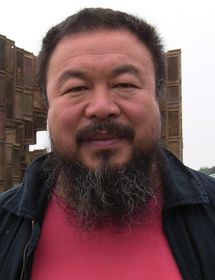 Ai Weiwei, photo: Hafenbar, CC BY-SA 2.0 de