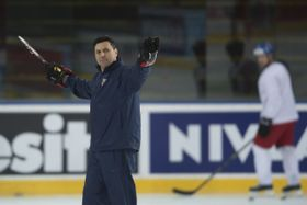 Тренер Владимир Ружичка (Фото: ЧТК)