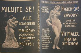 """Zensur bestimmter Arten von Sexualität (Foto: Offizielle Facebook-Seite des Buches """"V obecném zájmu"""")"""