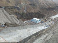 Wasserkraftwerk Karakurt (Foto: Archiv Energo-Pro)