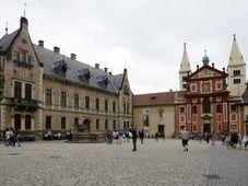 Новый дом пробстов i mонастырь Святого Иржи (Фото: ЧТК)