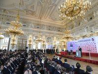 Nato-Konferenz auf der Prager Burg (Foto: ČTK / Ondřej Deml)