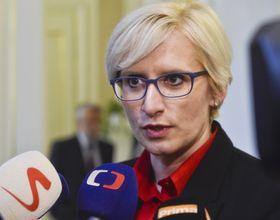 Karla Šlechtová, foto: ČTK/Šimánek Vít