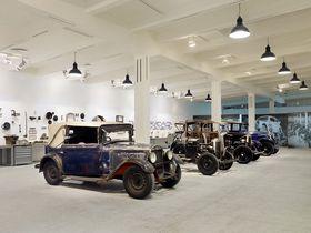 Музей «Шкода», фото: Muzeum Škoda Auto