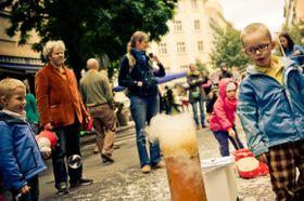 'Zažít město jinak', photo: Jan Krčmář / Auto*mat