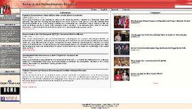 Webseite www.romove.cz