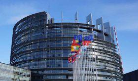 Le Parlement européen, photo: Site officiel de České volby