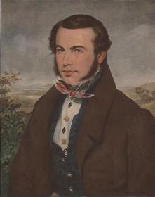 Adalbert Stifter (Quelle: Wikimedia Commons, CC0)