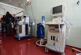 Hebammenzentrum im Krankenhauses Na Bulovce (Foto: ČTK / Roman Vondrouš)