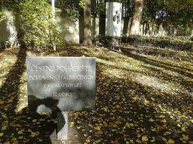 Место захоронения политзаключенных 50-х гг., Фото: Mojmir Churavy, CC BY-SA 4.0
