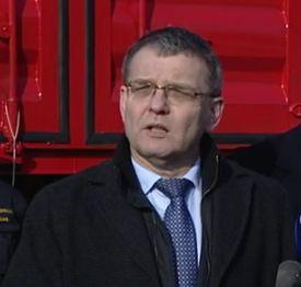 Lubomír Zaorálek, foto: Televisión Checa