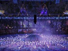 The opening ceremony, photo: CTK
