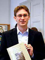 Michal Frankl, foto: Martina Schneibergová