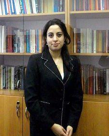 Lourdes Daza, foto: Archivo de Radio Praga