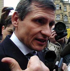 Vicepremiér Jiří Čunek (Foto: Jana Šustová)