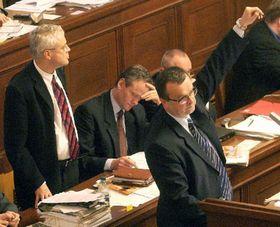 Депутаты одобрили госбюджет на 2004 год (Фото: ЧТК)