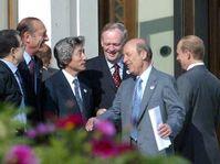 Cumbre del Grupo de los Ocho en Francia, foto: CTK