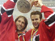 Les Canadiens, photo: CTK