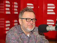 Michal Pavlíček, foto: Prokop Havel, ČRo