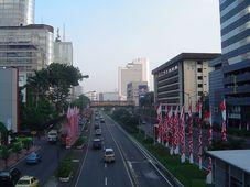 Джакарта, Фото: Daniel Berthold, CC BY-SA 3.0