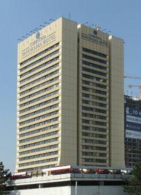 L'hôtel Panorama Hotel, photo: Krokodyl, CC BY 3.0