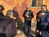 Lidé v Arménii, foto: Martin Dorazín, archiv ČRo