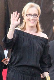 Meryl Streep, photo: Neon Tommy, CC BY-SA 2.0