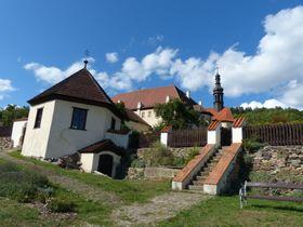Františkánský klášter, foto: Klára Stejskalová
