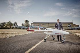 Ладислав Семетковский, фото: Архив Primoco UAV