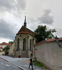 Le couvent Sainte-Agnès, photo: Google Maps
