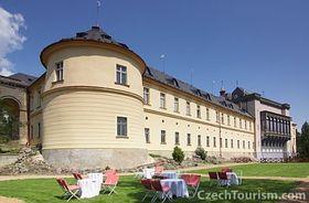 Palacio de Zbiroh, foto: CzechTourism