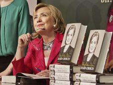 Hillary Clinton, photo: ČTK