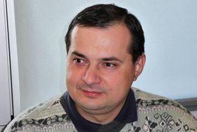 Jan Kalous, foto: Noemi Fingerlandová, archiv ČRo