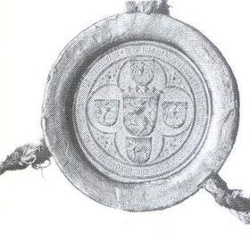 Печать Владислава Ягеллонского