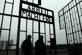 Sachsenhausen, foto: ČTK