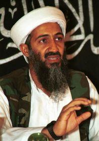 Osama Bin Laden, photo: CTK