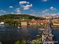 La colina de Petřín, foto: CzechTourism