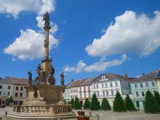 Náměstí T. G. Masaryka v Moravské Třebové, foto: Anton Kajmakov