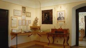 Museo de Federico Smetana en la aldea de Jabkenice, foto: Oto Pelán / Národní muzeum