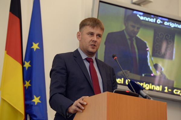 Томаш Петршичек, фото:ЧТК/Катержина Шуловa