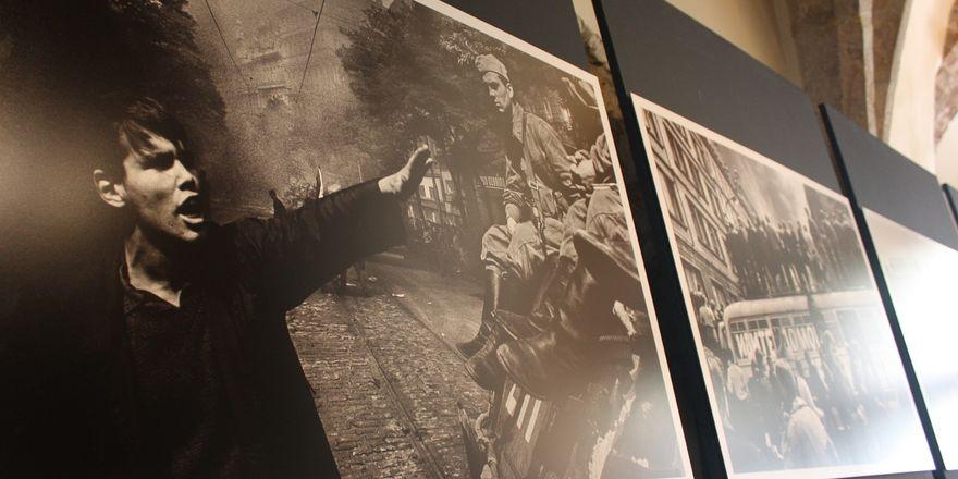 Invasión Praga 68, foto: Štěpánka Budková