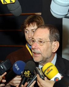 Javier Solana (Foto: CTK)