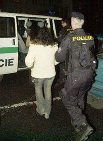 Операция «полиции нравов» (Фото: ЧТК)
